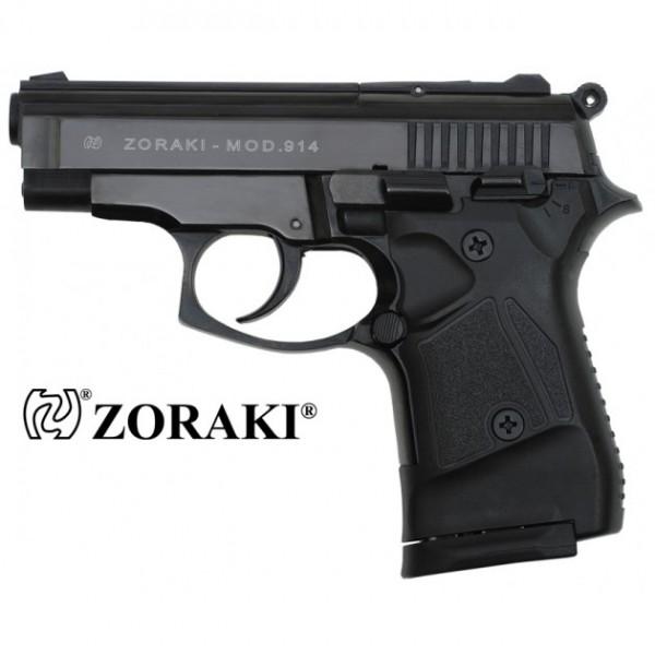 Zoraki 914 brüniert