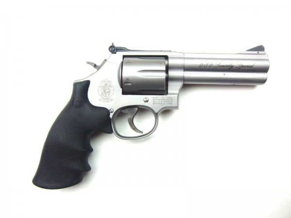 "S&W Mod. 686 Security Special, .357 Mag., 4"" Lauf"