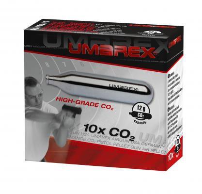 Umarex 12g Co2 Kapseln 10er Pack