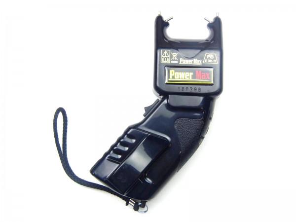 Power Max Elektroschocker 500.000 Volt mit PTB Prüfzeichen
