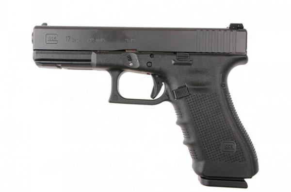 Glock 17 Gen.4, 9mm Para