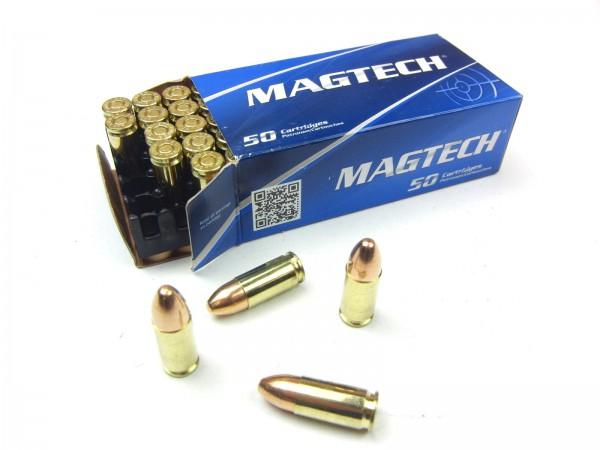 Magtech .9mm Luger VM 124gr./8,03g