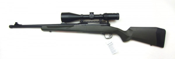 Komplettangebot Savage HOG Hunter .223Rem. mit HJB 3-12x56