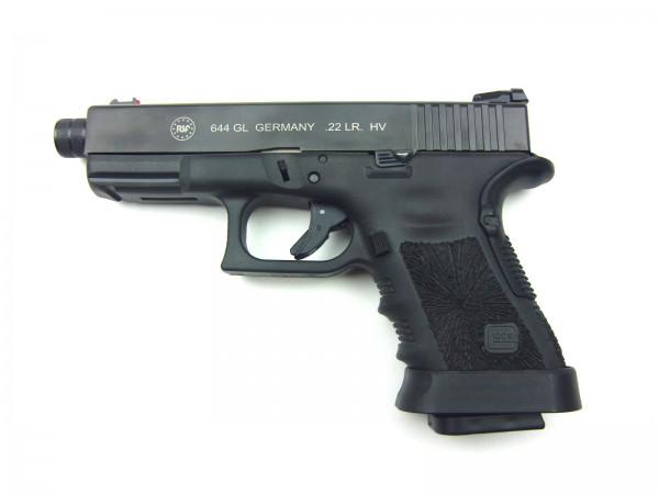 RBF GL-644 .22LR HV Custom Glock Kleinkaliber Pistole