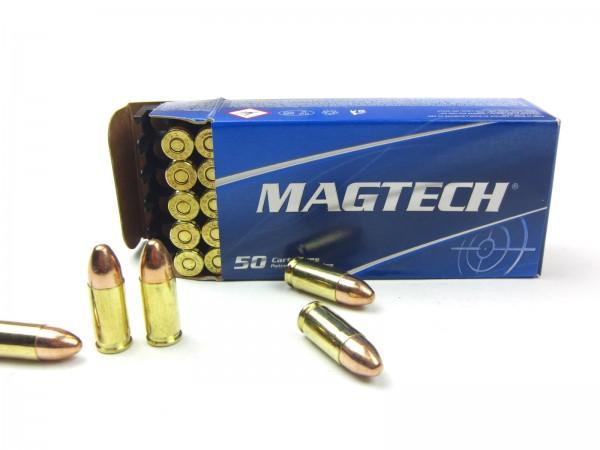 Magtech .9mm Luger VM 115gr./7,45g