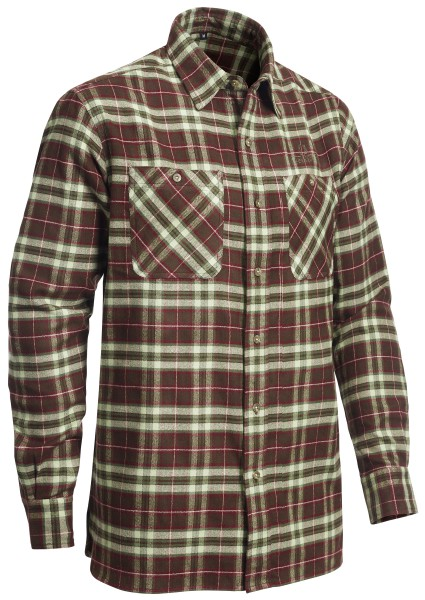Sea Mill Flannel Shirt