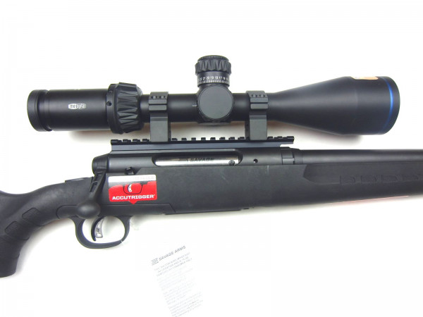 Komplettangebot Savage Axis II SR mit Meopta Optika 6 3-18x56
