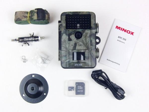 Minox DTC 555 Wild- und Überwachungskamera