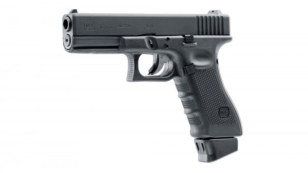 GLOCK 17 Gen4, cal. 6 mm BB, CO2