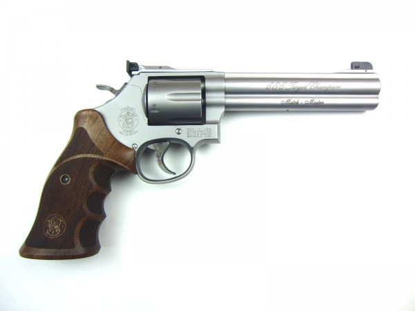 Smith&Wesson 686 TC Match Master .357Mag.