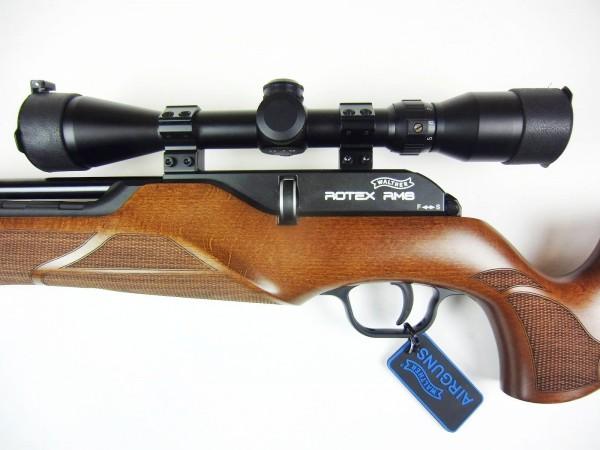 Walther Pressluftgewehr Rotex RM8 mit ZF 3-9x42