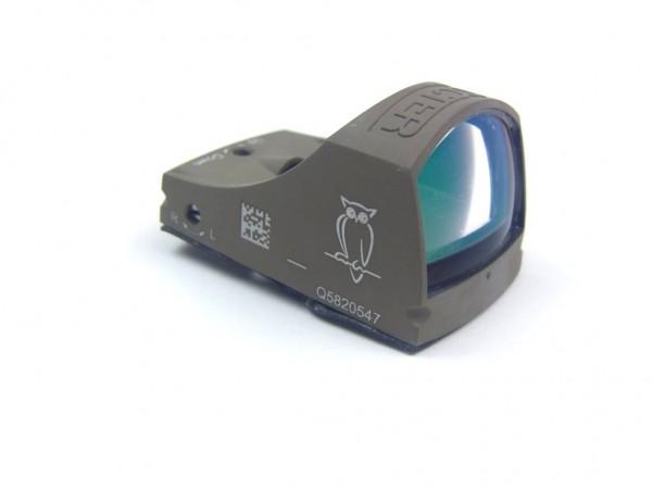 Leuchtpunktzielgerät Docter Sight C, 3,5 FDE