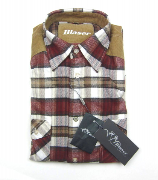 Blaser Flanell-Shirt Jakob Heavy