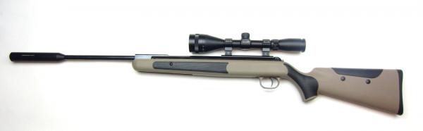 Luftgewehr Mauser AM03 S N-TEC mit ZF Bauer 3-9x42