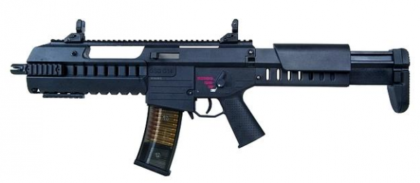 Softair, GSG G14 GCS, 6mm