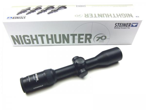 Nighthunter JE 70 Years Edition 1,6-8x42 mit Schiene