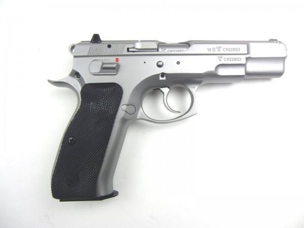 CZ 75B Stainless 9mmPara