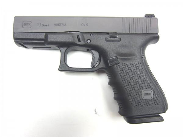 Pistole Glock 19 Gen.4, 9mm Luger
