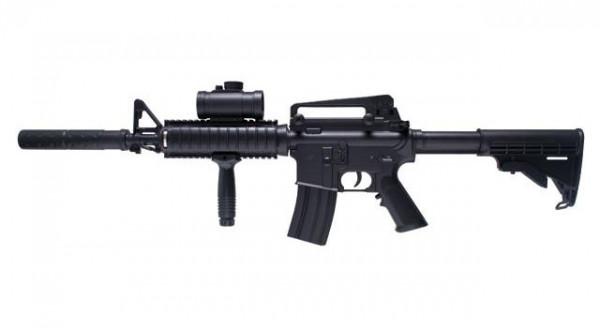 Softair Schmeisser AR-15 Tactical