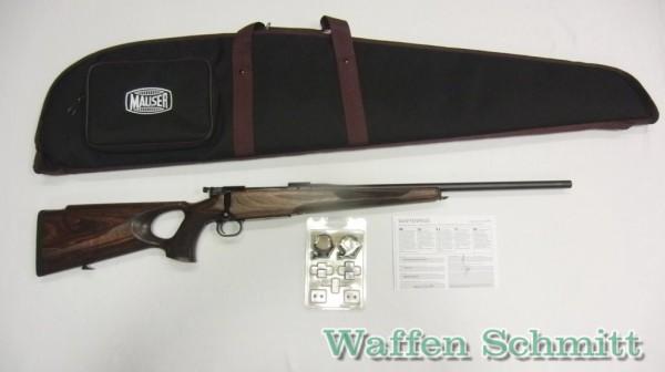 Mauser 12 MAX - Ein Garant für Präzision incl HexaLock Montage und Futteral