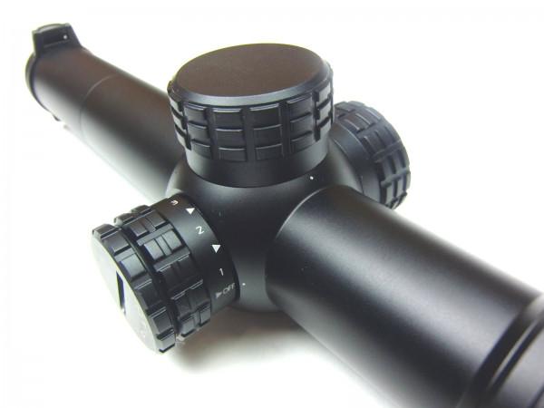 ZF FALKE 1-8×26 SAS