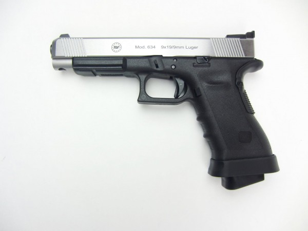 RBF Cutsom Glock Mod. 634, 5,3Zoll, 9mm Para