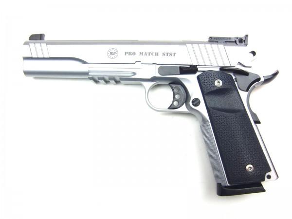 RBF Pistole Pro Match STST .45 ACP