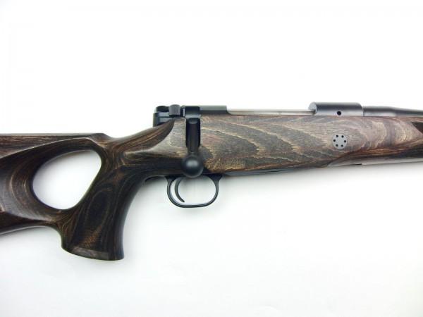 Mauser M12 MAX Lochschaft mit Handspannung und Mündungsgewinde