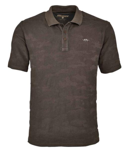 Blaser Jacquard Polo Hemd
