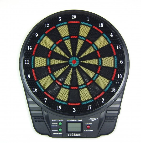Carromco Dart Board COBRA 501