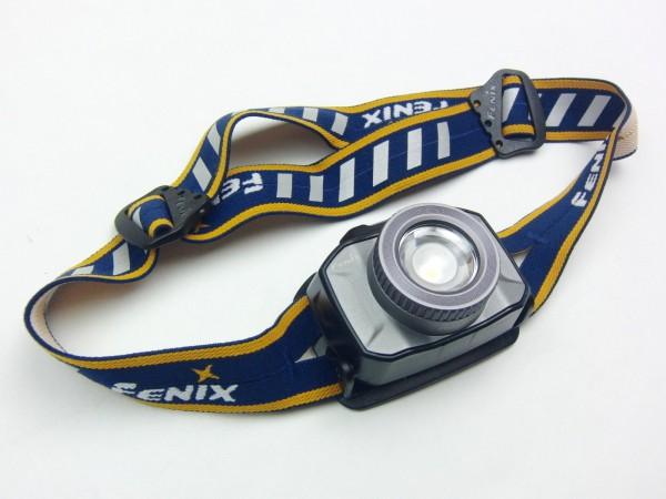 Fenix HL40, aufladbar. Bis zu 50Std. Betrieb