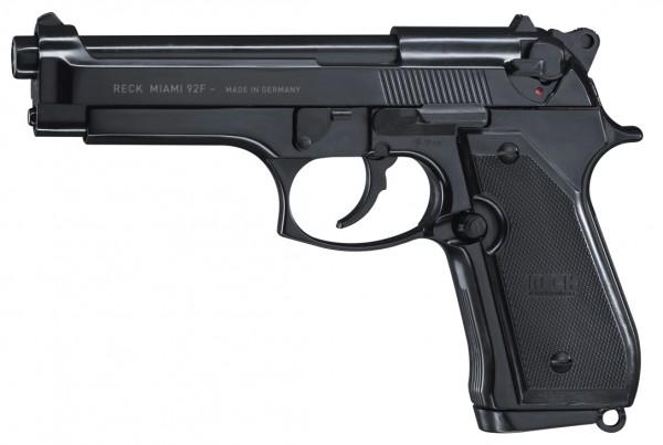 Reck Miami 92 F cal. 9 mm P.A.K. - Schwarz