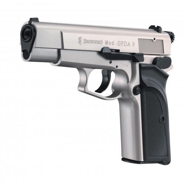 Browning GPDA 9 cal. 9 mm P.A.K. - Nickel