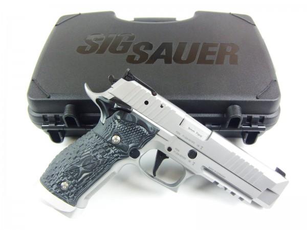 SIG SAUER P226 X-Five Supermatch, 9x19 SAO vers. mit Reservemagazin