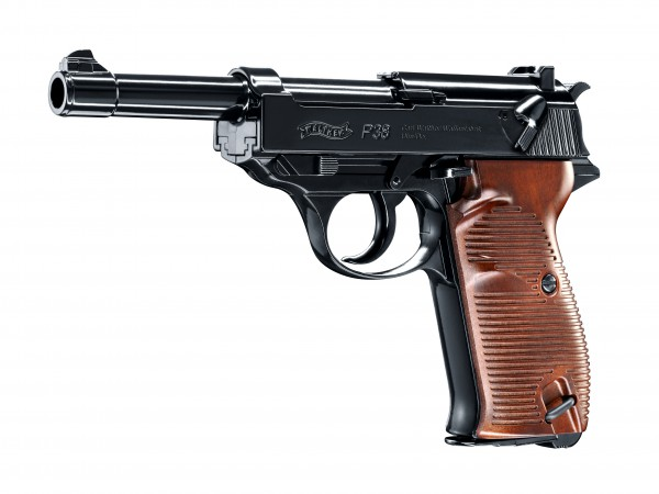 Walther P38 CO2 4,5mm Steel BB