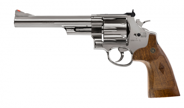 """Smith & Wesson M29 6.5"""", 6mm BB´s"""