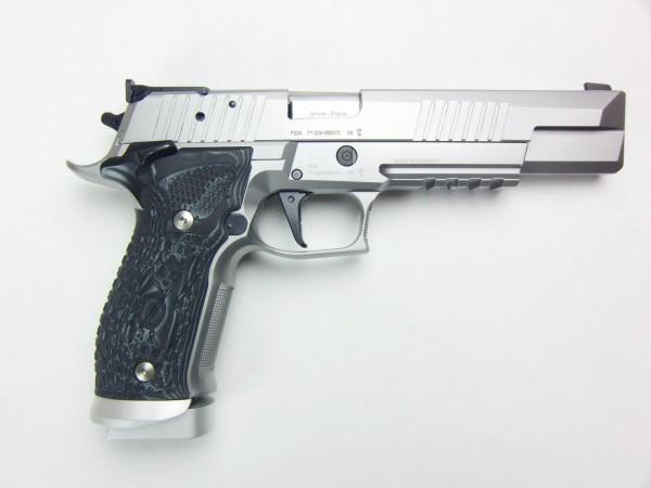 SIG SAUER P226 X-Six Supermatch, 9x19 SAO vers. mit Reservemagazin