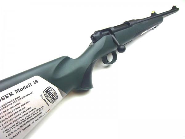 Mauser M18 Mod. Waldjagd, .308Win. mit Laufgewinde