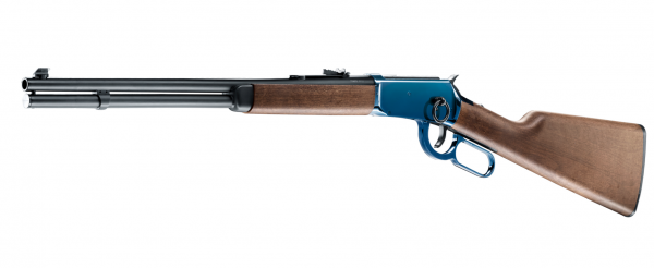 Legends Cowboy Rifle, Kal. 4,5 mm (.177) BB, Blued-Finish