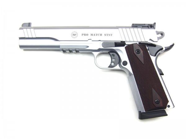 RBF Pistole Pro Match STST 9mm Luger