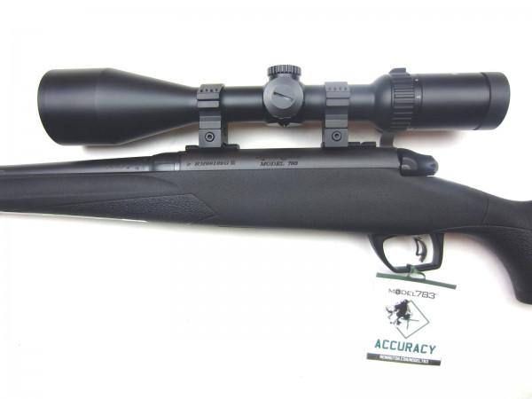 Komplettangebot Remington 783, .30-06Sprg Black mit ZF 3-12x56