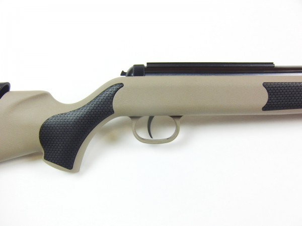 Mauser AM 03 N-TEC Luftgewehr Kal. 4,5mm Diabolo tan