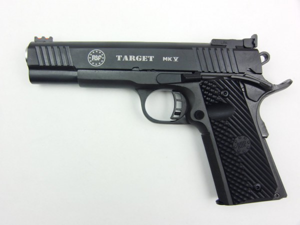 RBF Target MK V, 5Zoll 9mm Para