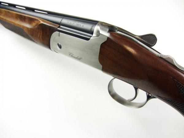 Churchill E206 Hunting X, Akkar Silah